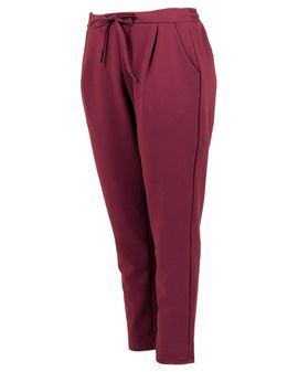 Rinette Pants - Cherry
