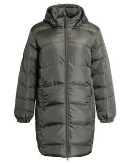 Císó Padded Coat - Olive Green