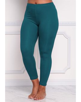 TEAL BLUE soft leggings