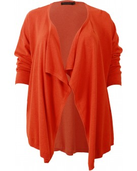 Cassiopeia Trissa Cardigan - Orange