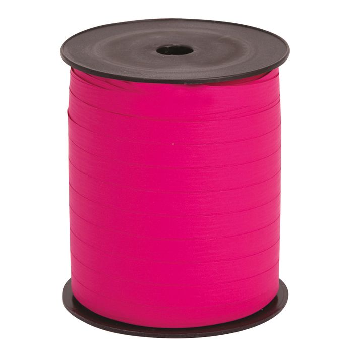 Krullukefli-NATURE Magenta 10mm.-250mtr.