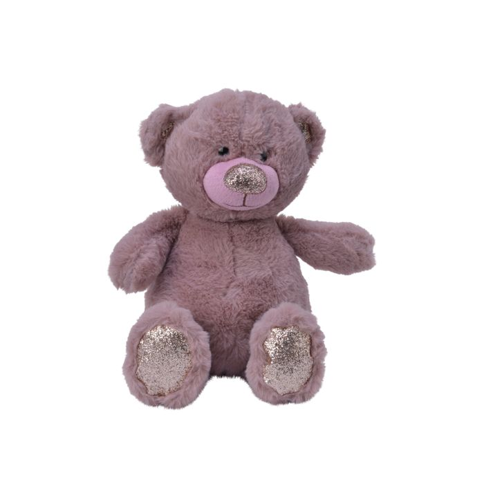Decoris-Bangsi Bear Glitter Blush 35cm.(