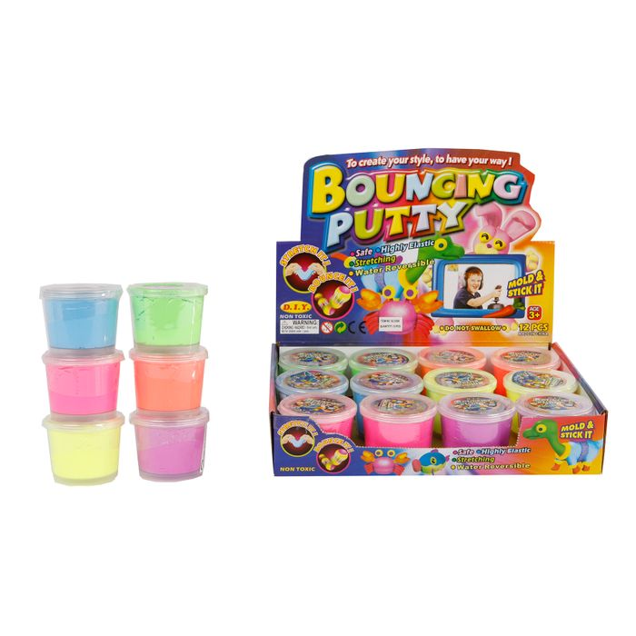 Putty Bounce 35gr. Displ-12