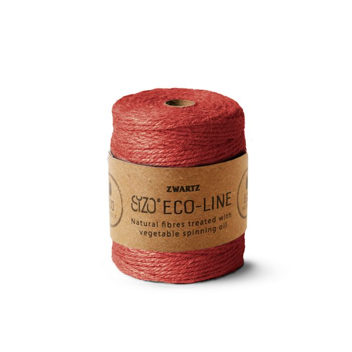 150mtr.Ecofriendly Rope 3mm. Red