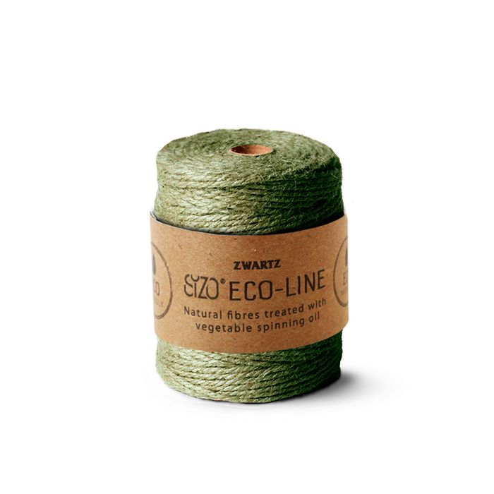 150mtr.Ecofriendly Rope 3mm. Olive