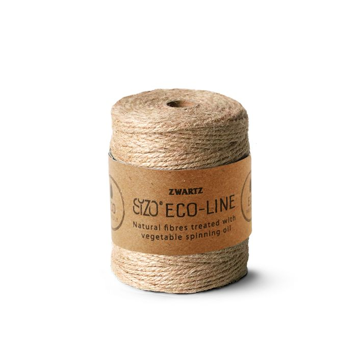 150mtr.Ecofriendly Rope 3mm.Natur