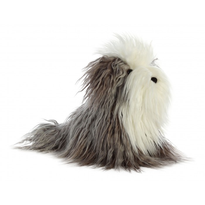 Luxe Boutique- Finley Sheep Dog 25cm.