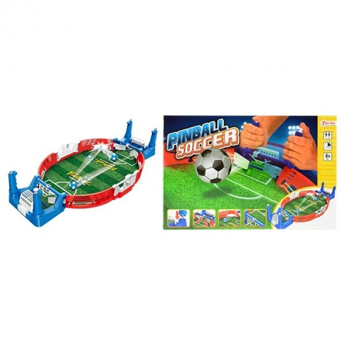 Table soccer game   21x32cm. (6)