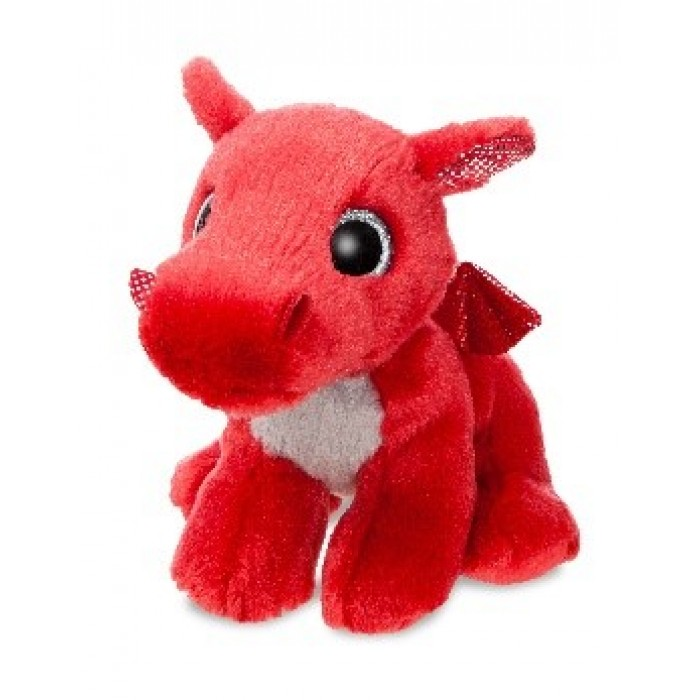 SparkleTale-Flame Red Dragon 18cm.