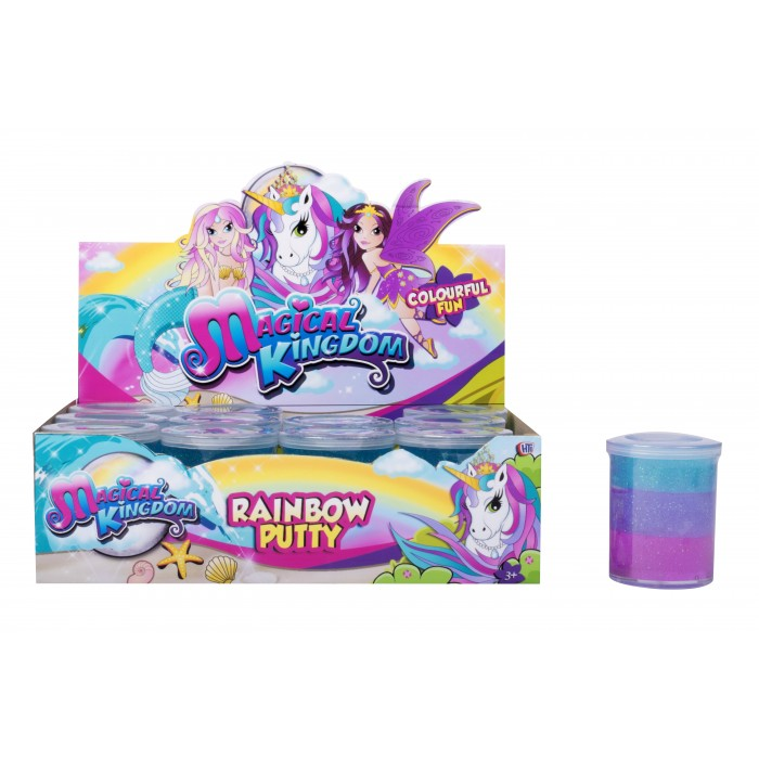 Rainbow Putty-Magical  Displ-12