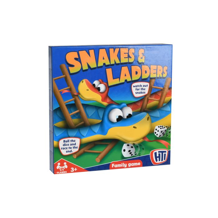Spil - Snakes and ladders