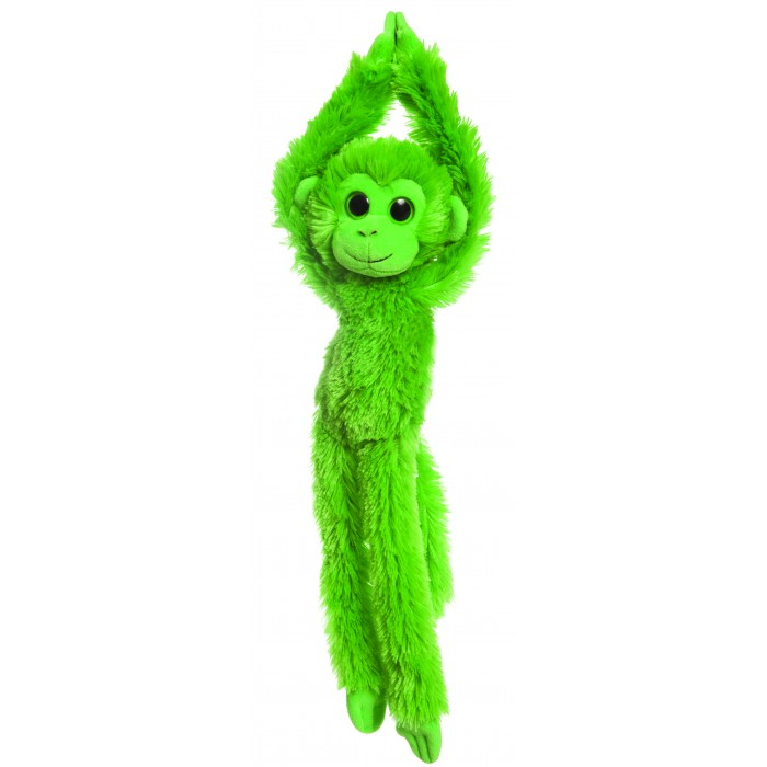 Hanging Monkeys - Lime   49cm.