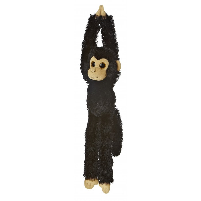Hanging Monkeys -  Black 49cm.