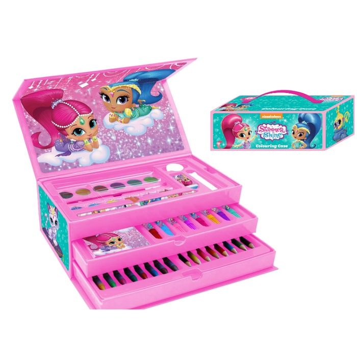 Shimmer&Shine-Toolbox m/52 aukahlutum