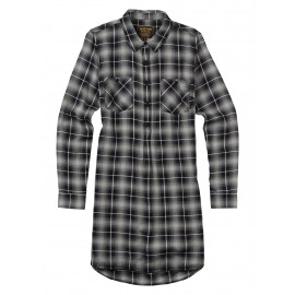 Burton Grace Flannel Tunic
