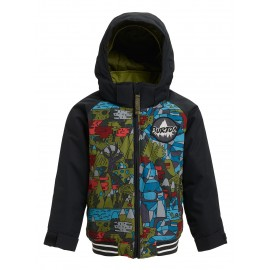 Burton Minishred Gameday Bomber Jacket