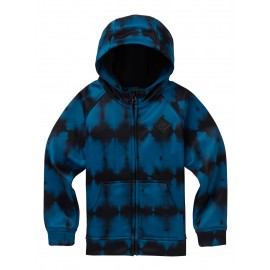 Burton Minishred Crown Bonded Full-Zip Hoodie