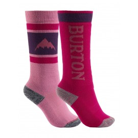 Burton Boys' Weekend Midweight Sock Two-Pack