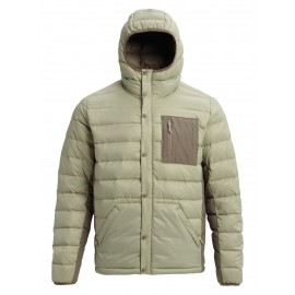 BURTON Evergreen Hooded Down Jacket