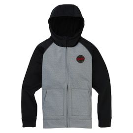 Boys' Crown Bonded Full-Zip