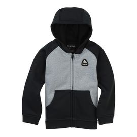 Toddler Crown Bonded Full-Zip