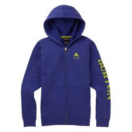 Kids' Burton Elite Recycled Full-Zip Hoodie