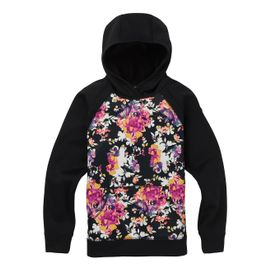 Girls' Crown Bonded Pullover