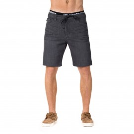 HF ASPHALT DENIM SHORTS