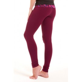 Choclo Posca Leggings Grape