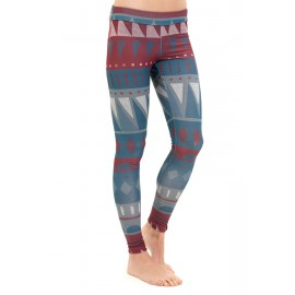 Choclo Jhossue Leggings Mural