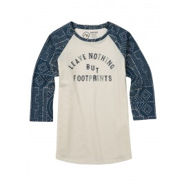 Burton Footprint 3/4 Raglan Sleeve