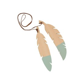 Nobodinoz Feather Duo Mint Green