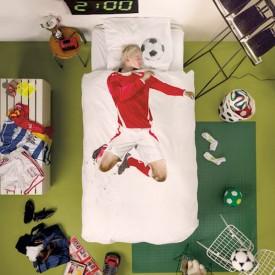 Snurk Soccer Red