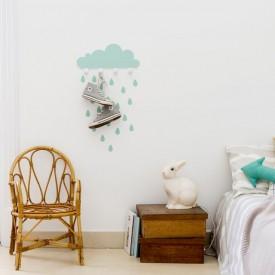 Tresxics Big Cloud & 20 Raindrops Mint