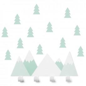 Tresxics Mountain & 12 Trees Mint