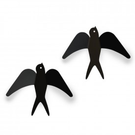 Tresxics Swallow Hangers Black
