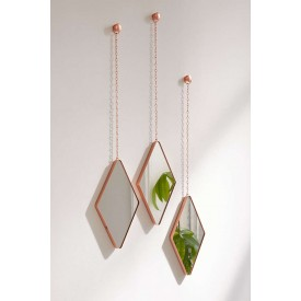 Umbra Dima Mirror Copper