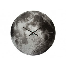 Present Time Moon Clock