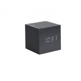 Present Time CUBE Alarm Black
