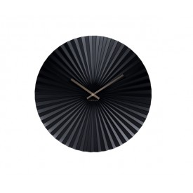 Present Time Sensu Clock Black