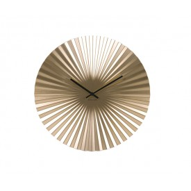 Present Time Karlsson Sensu Clock Gold