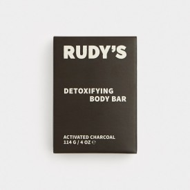 RUDY´S Detoxifying Body Bar