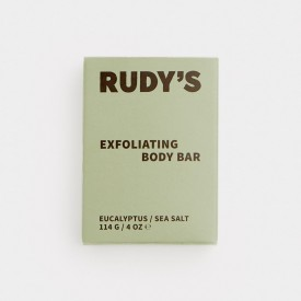 RUDY´S Exfoliating Body Bar