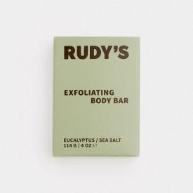 RUDY´S Exfoliating Body Bar
