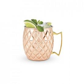 Viski Copper Pineapple Mug