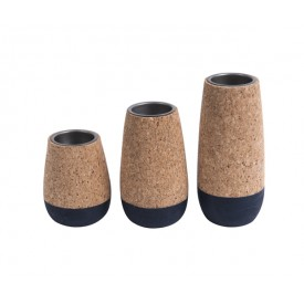 Present Time Tealight Cork Sett