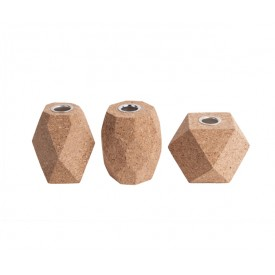 Present Time Candle Holder Set Hexagon