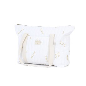 Nobodinoz Paris Maternity Bag Gold Secrets