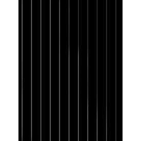 Erica Wakerly - Pinstripe - svart