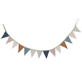 Nobodinoz Garland Rainbow Multicolor